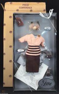 Gene Doll Fashion Costume First Close Up  with shipper NIB