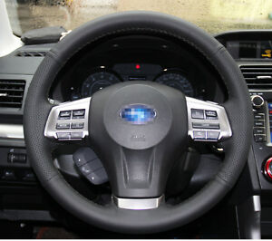 Replace-Steering-Wheel-Cover-for-Subaru-Impreza-Legacy-Forester-Outback-XV-2014