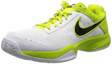 separation shoes 40dfe 88a38 item 1 Nike Men s Air Cage Court, WHITE BLACK-VENOM GREEN-LT BS GREY Size  4US -Nike Men s Air Cage Court, WHITE BLACK-VENOM GREEN-LT BS GREY Size 4US