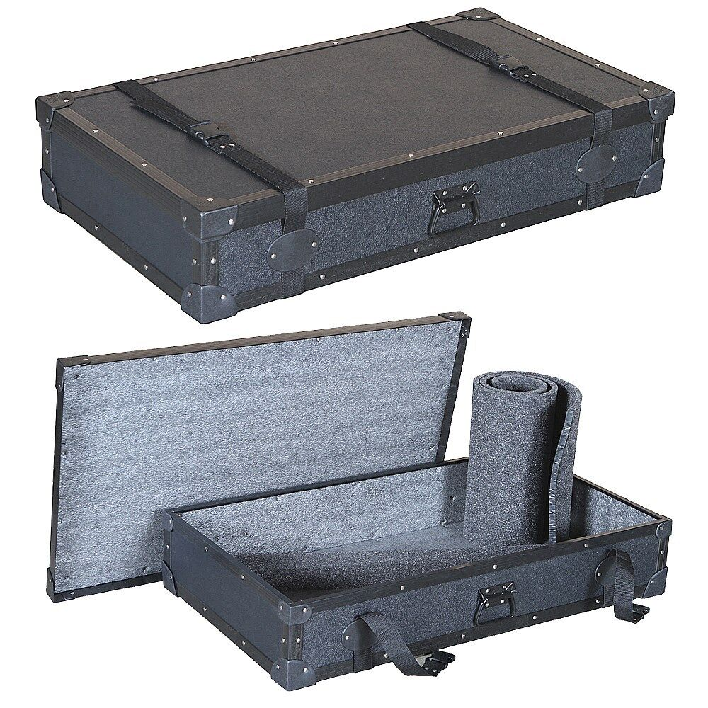 Economy 'TuffBox' Light Duty Road Case for YORKVILLE AUDIOPRO 1212