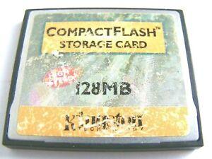 512 MB CF Karte NAVIFLASH gebraucht 512MB Compact Flash Card