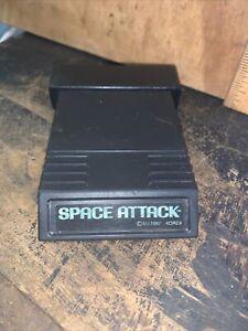 Space Attack Cartridge Game (Atari 2600, 1982) Used.