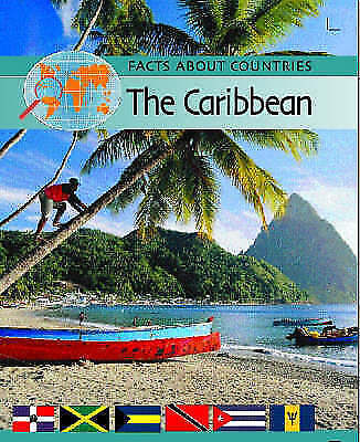 Graham, Ian, Caribbean (Facts About Countries), Very Good Book