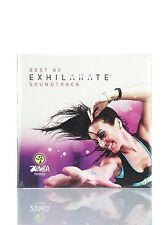 ~ Zumba BEST OF EXHILARATE SOUNDTRACK CD ~ 2 Disc Set MUSIC ONLY