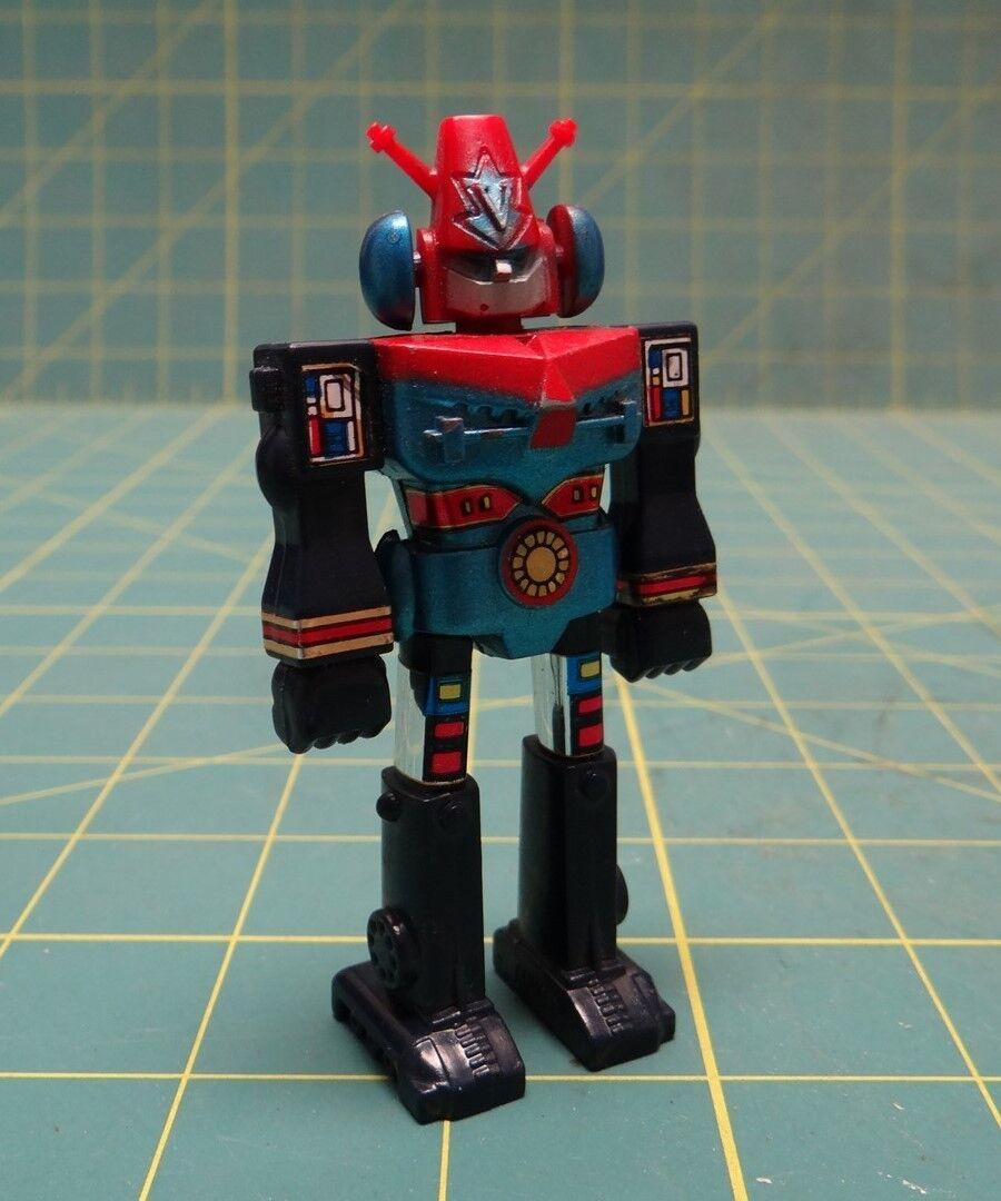 Vintage Godaikin Shogun Warriors Taiwan 70's Mech Robot 3.5 azione cifra