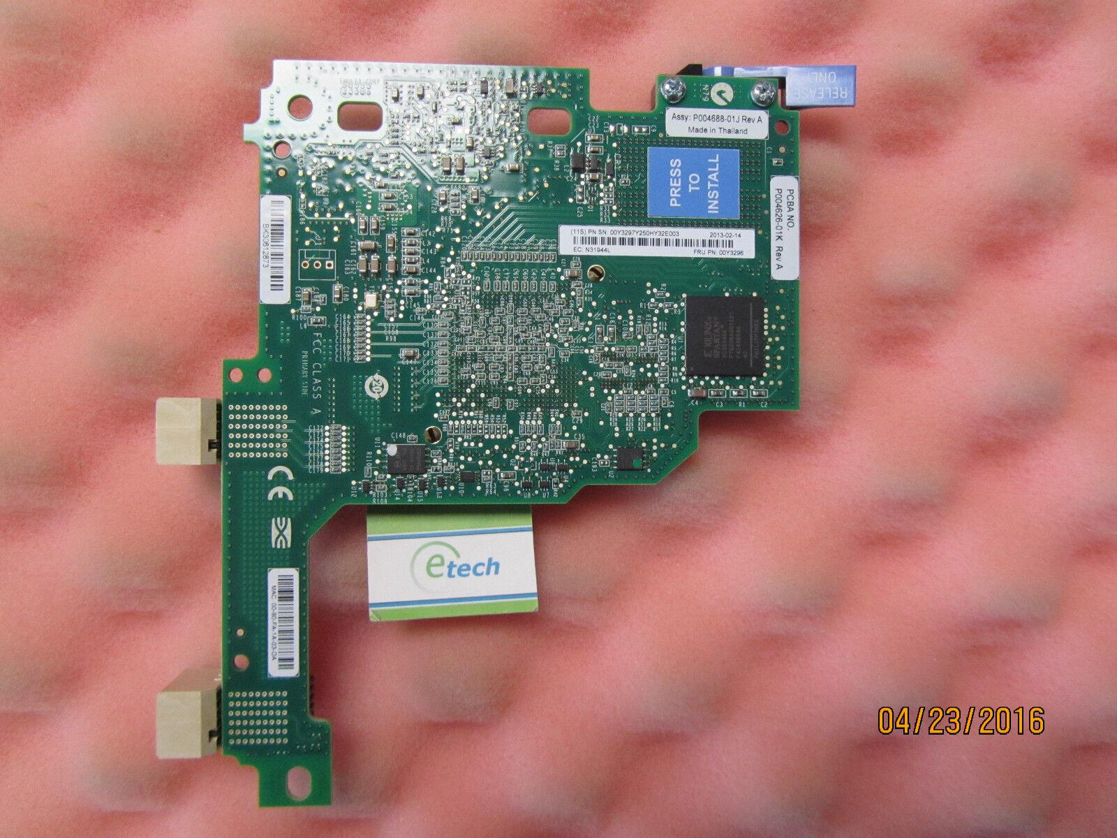 46M6001- 40Gb InfiniBand Card for IBM BladeCenter HS21 HS22 HS23 HX5,FRU 60Y0927