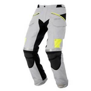 Alpinestars-Calama-Drystar-Motorrad-Hose-Fb-ws-grau-neon-Gr-L-UVP-299-95
