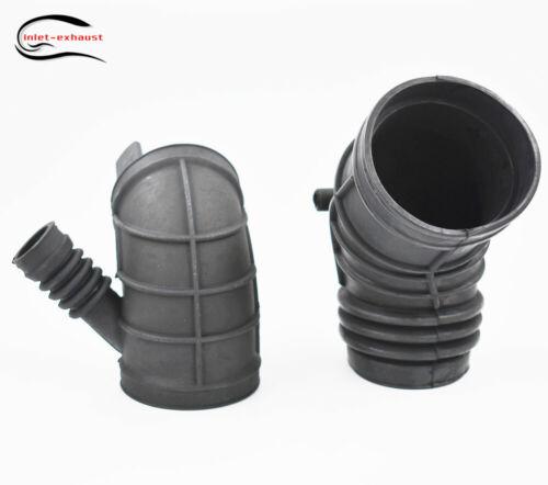 2 pcs Throttle Body Air Intake Boot Hose for BMW 325Ci 325i 330CI 330i 330Xi Z3