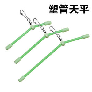 5pcs-Fishing-Balance-Swivel-Pin-Noctilucous-luminous-Tube-Hook-Connector-Fishing