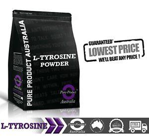 1kg-PHARMACEUTICAL-GRADE-100-PURE-L-Tyrosine-AMINO-ACID-POWDER