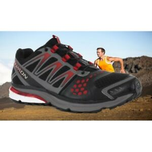 Ro Xr Salomon Crossman Guidance Scarpe nere zAFHqIw