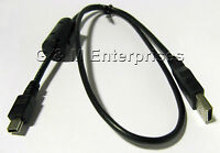 Panasonic K2kyyyy00201 Usb Cable For Many 2012-2013 Camcorders - Us Seller