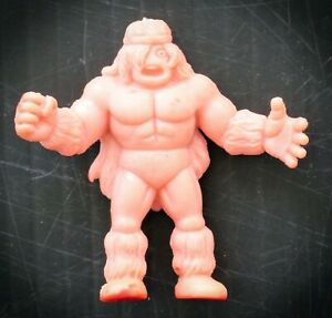 M-U-S-C-L-E-MUSCLE-MEN-184-Kinnikuman-1985-Mattel-RARE-Vintage-Flesh-Color-Toy