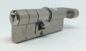 UAP Zero Lift Advance 70mm Brass ZL30//30 BAS Anti Snap//Bump//Drill//Pick Cylinder