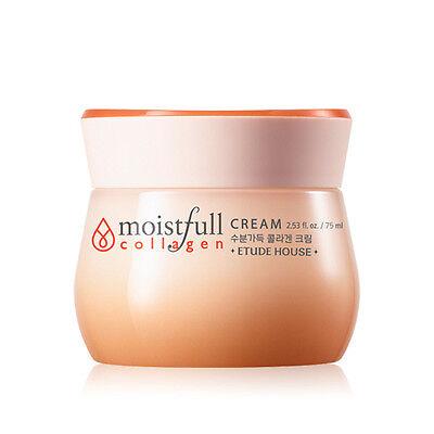 [ETUDE HOUSE]  Moistfull Collagen Cream 75ml / Long lasting moisturizing
