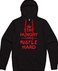 Hungry pour homme Stay capuche Hustler à Cero Sweat cq54jLA3R