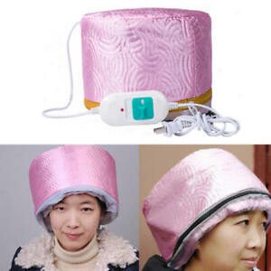 Electric-Hair-Mask-Baking-Oil-Cap-Thermal-Treatment-Heat-Temperature-Control