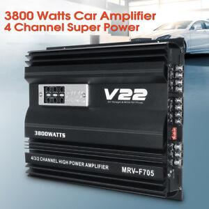 12V-3800-Watt-RMS-4-3-2-Channel-Car-Audio-Power-Stereo-Amplifier-Amp-MRV-705