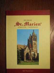 THURINGEN-Die-Kirche-St-Marien-Stadtilm-Thueringen-2007