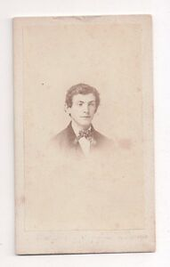 Vintage-CDV-Unknown-Gent-Civil-War-Era-Photo-by-E-P-Masterson-Port-Jervis-NY