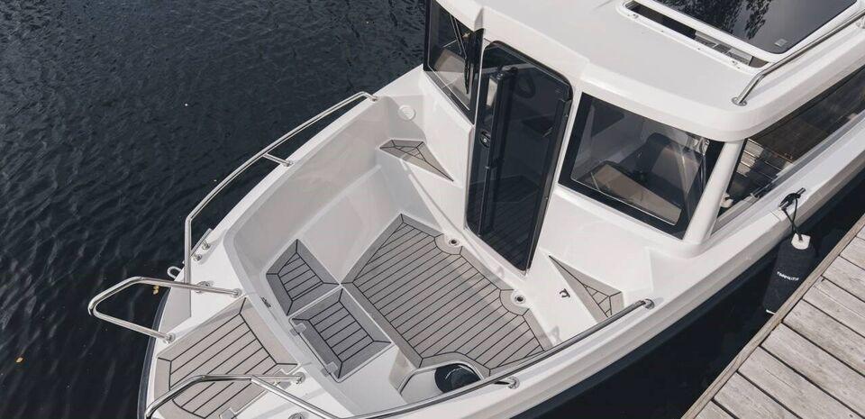 Finnmaster P6 m/100 HK Yamaha/udstyr, Motorbåd, årg. 2021