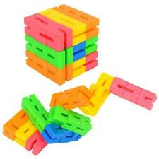 1 Colorful Fidget Puzzle Autism Manipulate Sensory Anxiety Classroom