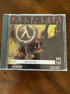 Half-Life-Counter-Strike-PC-CD-ROM-Used-Sierra-Studios-Valve-2000-Rewolf