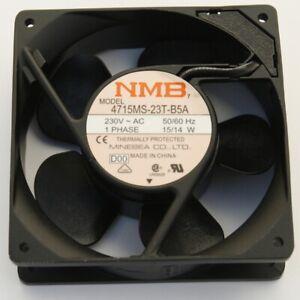 Minebea Fan 4715MS-23T-B5A 120x120x38 230V~AC 15/14W 50/60Hz