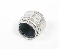 Steinheil Munchen 50mm F/2.8 Cassarit M42 moubt lens. Vey Rare