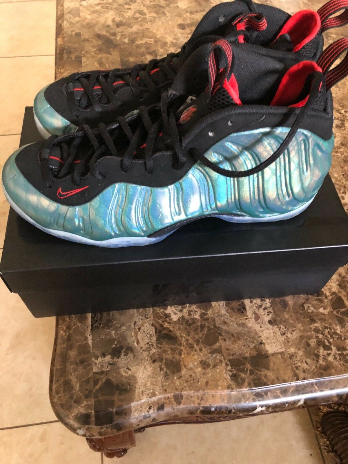 Nike Air Foamposite y one gone fishing 13 comodo y Foamposite atractivo 8d7cc1