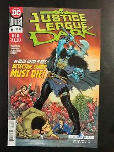 JUSTICE-LEAGUE-DARK-6a-2019-DC-Universe-Comics-VF-NM-Book