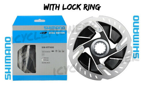 Shimano SM-RT900 Dura Ace Ice Tech FREEZA Centre-Lock Disc Rotor 140mm //160mm