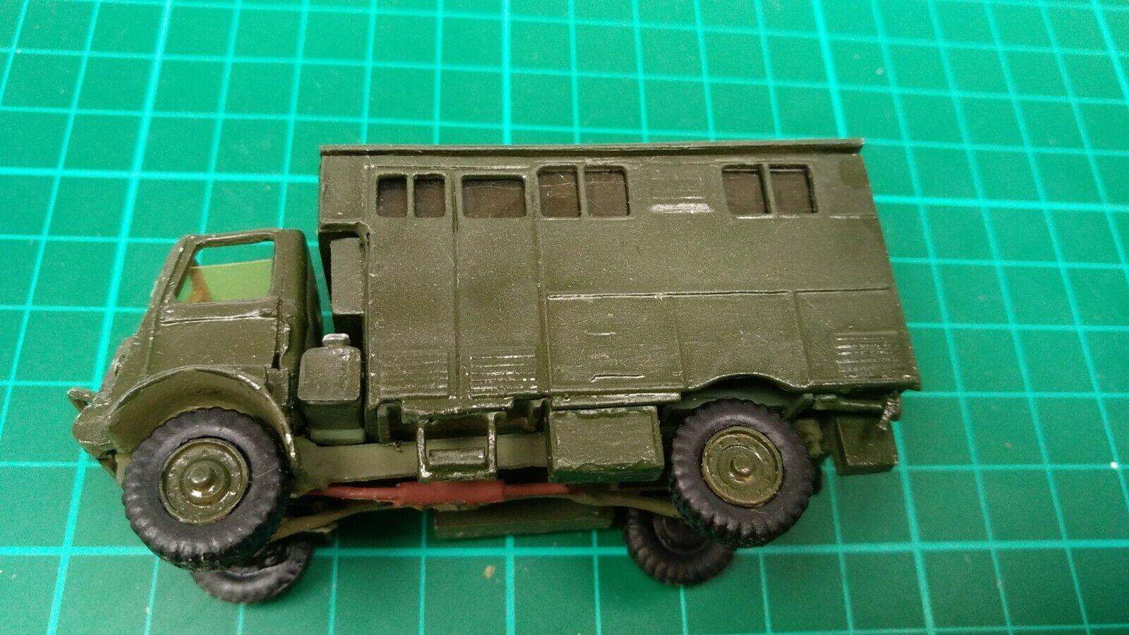 Bedford Ql GS abierto camión Ejército Británico Normandía 1944 Segunda Guerra Mundial Modelo De Juguete De Metal Camión
