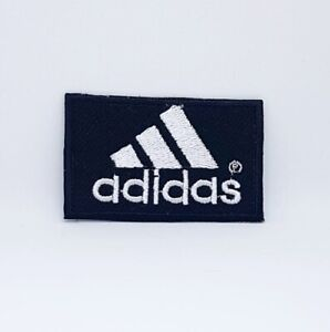 Adidas-Sports-badge-Black-Iron-Sew-on-Embroidered-Patch