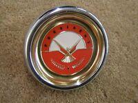 1958 Studebaker President Grille Ornament Emblem