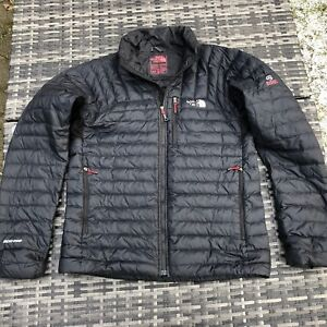 super popular b9d97 608ab Details about Mens Down Jacket from the North Face Size M 48 50 Summit  Series 800 Pro Black- show original title