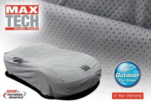 05-13 Corvette C6 Max Tech Indoor Or Outdoor Car Cover Custom Fit New