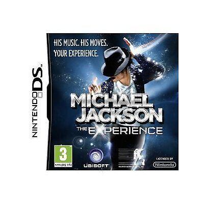 Nintendo DS NDS DSI LIte XL Spiel Michael Jackson - The Experience NEU