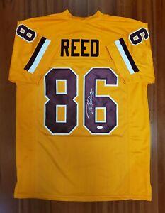 new product 412ee 10d5d Details about Jordan Reed Autographed Signed Jersey Washington Redskins JSA
