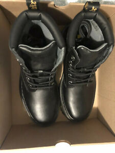 20 New Mens Dr.Martens Deverell Leather Ankle Boots Shoes Brown Size US 9 10