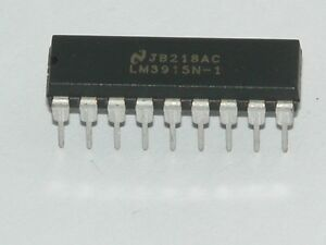 LM3915-Bargraph-Driver-IC