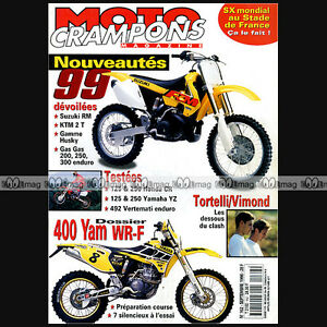 MOTO-CRAMPONS-N-162-YAMAHA-YZ-125-250-HONDA-XR-250-R-VERTEMATI-492-TORTELLI-1998