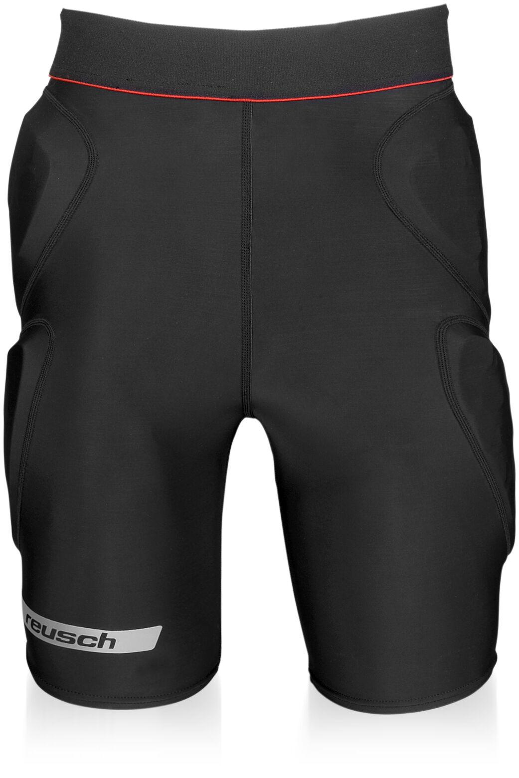 REUSCH CS SHORT Padded Pantaloncini Bermuda Portiere MMS Compression imbottiture