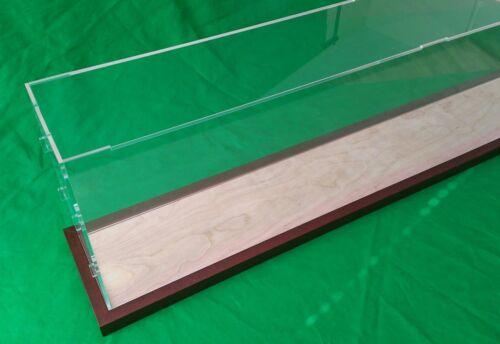 27 x 5 x 10 Acrylic Display Case Showcase Display Box for Trucks Cruise Ships