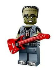 Lego Minifigure Series 14  Monster Rocker