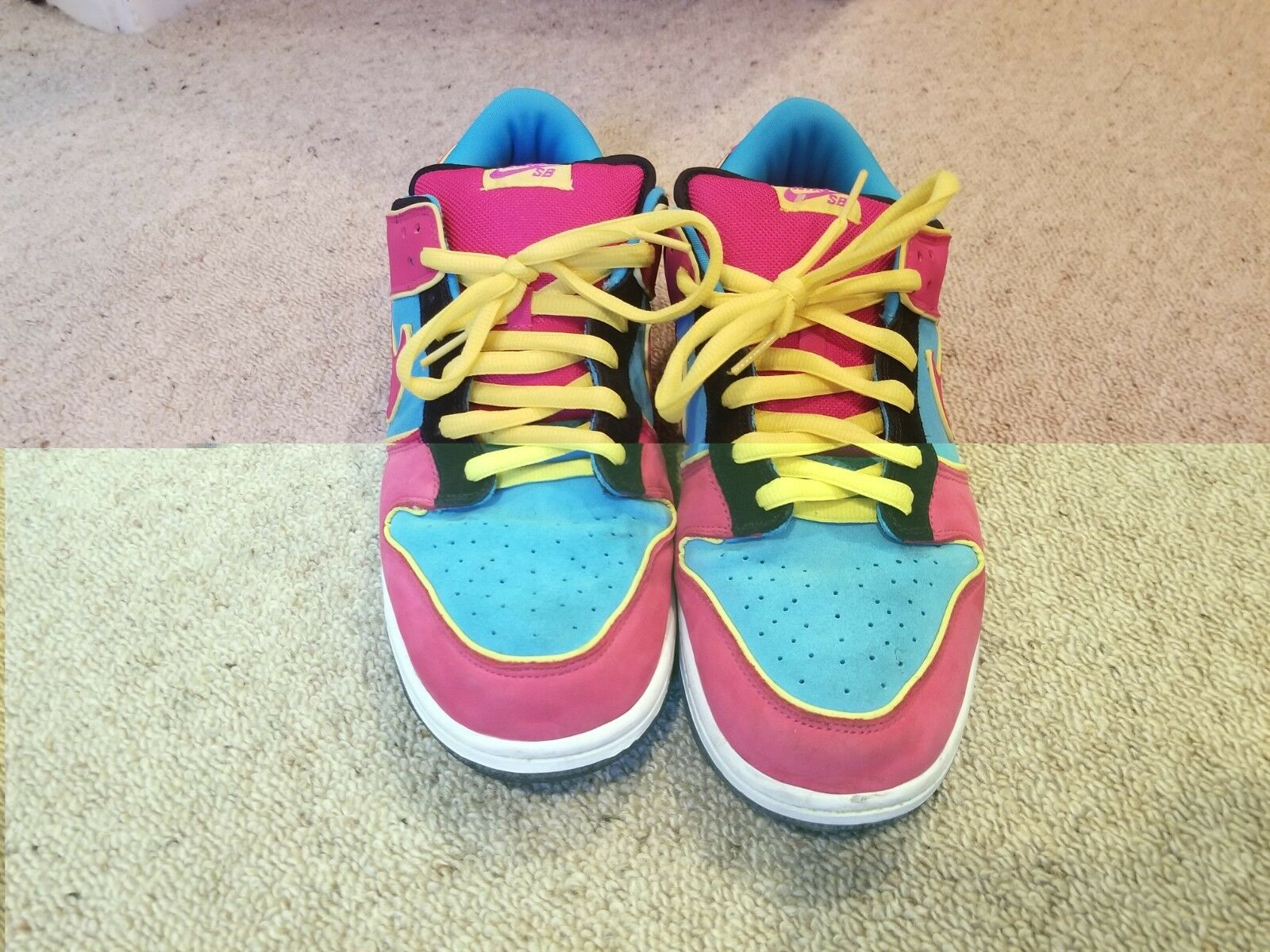 Nike SB Dunk Low Premium Ms Pacman - size 13