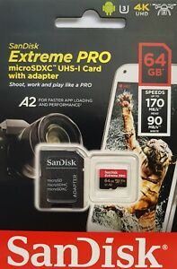 SanDisk-64GB-Extreme-PRO-Micro-SD-SDHC-SDXC-Class-10-Memory-Card-170MBs-Mobile