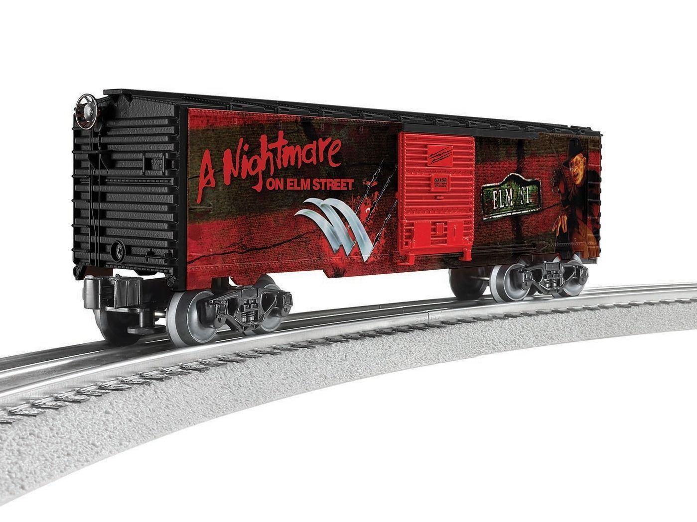 Lionel 6-83162 Frojody Krueger Pesadilla en Elm Street furgón o calibre Usa