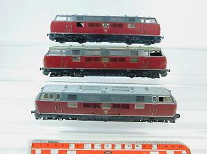 AV249-3-3x-Fleischmann-H0-DC-Bastler-Diesellok-Diesellokomotive-221-131-6-DB