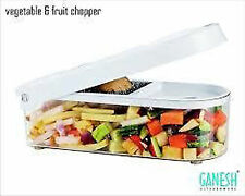 Ganesh Vegetable & Fruit Cutter Chopper NICER DICER CHIPSER ONION CUTTER